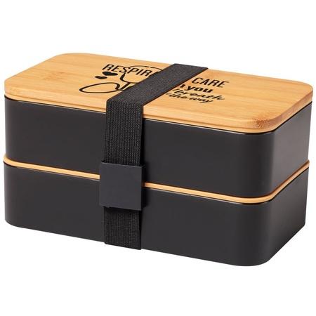 Respiratory Care Appreciation Bamboo Bento Box Gift