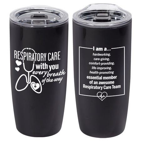 Respiratory Professionals Drink Tumbler Gift