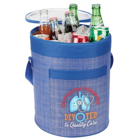 Respiratory Therapists Barrel Cooler Gift Lunch Bags