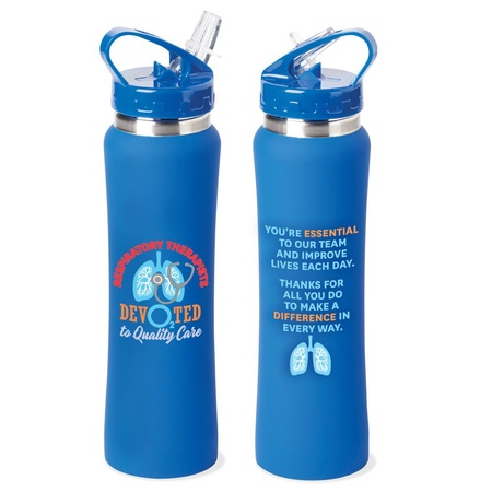 Respiratory Therapists Stainless Steel Bottle Gift