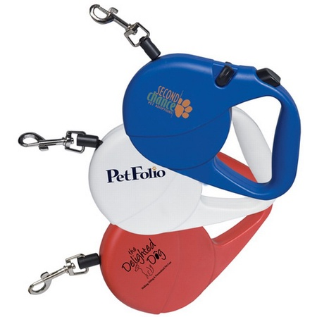 Customized 16 Foot Retractable Pet Leash