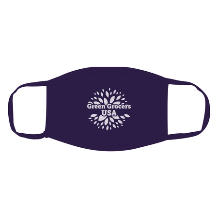 Reusable Cotton Face Mask with Your Custom Imprint