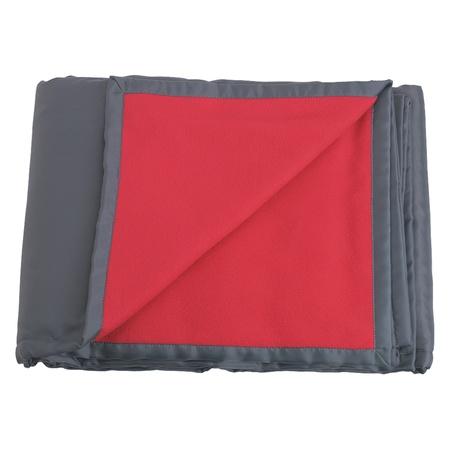 Reversible Fleece/Nylon Blanket