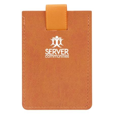 Personalized RFID Data Blocker Phone Wallet
