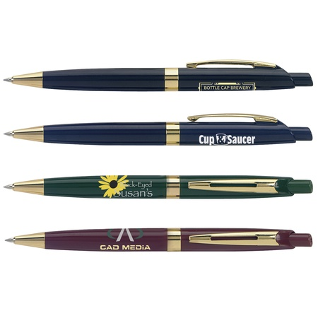 Rival Gold Custom Pens