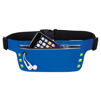 Custom Running Belt with Safety Strip & Lights