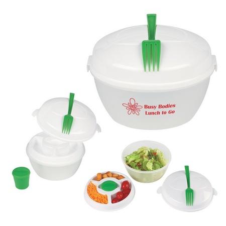 Promotional Salad Bowl Set