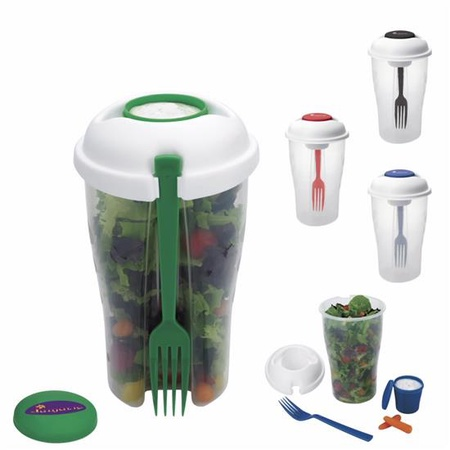 Custom Printed Salad Cups