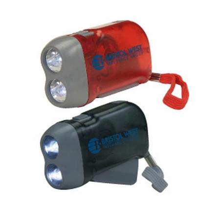 Self Powered Flashlight