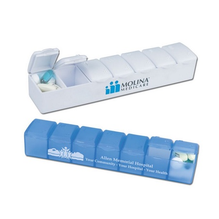 Promotional Seven Day Pill Boxes