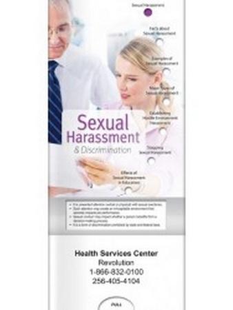 Sexual Harassment & Discrimination Pocket Slider