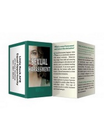 Sexual Harassment Key Points Wallet Card