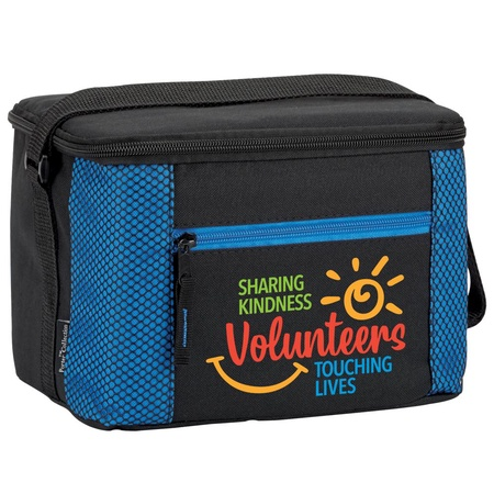 Sharing Kindness, Touching Lives Volunteers Lunch Cooler Bag Gifts