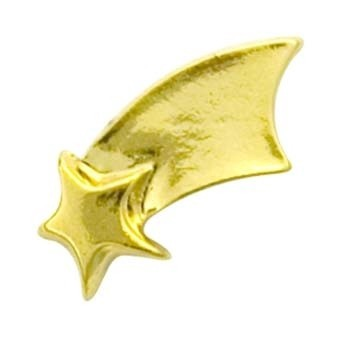 Shooting Star Lapel Pin