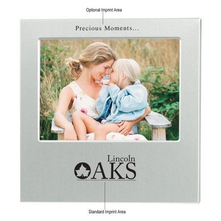"Showcase Aluminum Photo Frame - 4"" x 6"""
