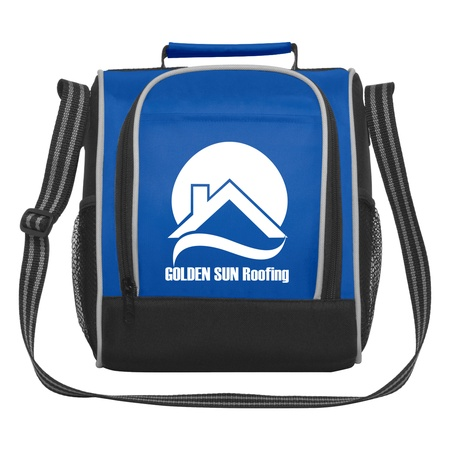 Side Flap Custom Insulated Lunch Bags