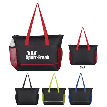 Signature Custom Cooler Tote Bags