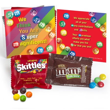 We Think You Are Super Magnificent Candy Treat Kits