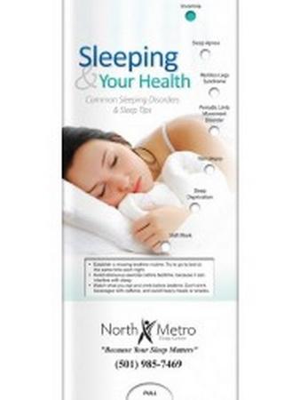 Sleeping & Your Health Pocket Slider
