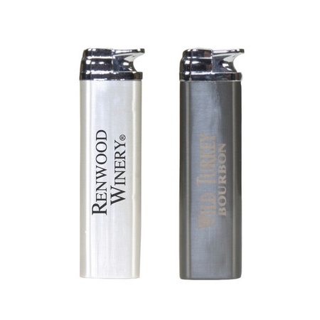 Slim Electronic Promotional Lighters