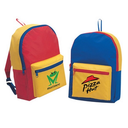 Small Children's Customized Backpacks