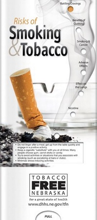 Smoking & Tobacco Info Slider