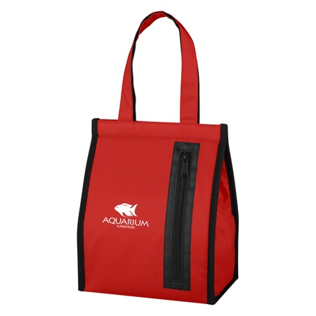 Snack Time Insulated Lunch Bag with Imprint