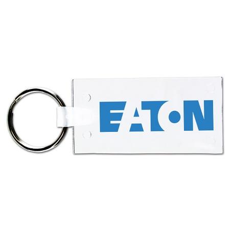 Soft Rectangle Custom Printed Key Fob
