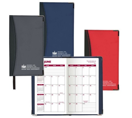 Soft Touch Designer 2020-2021 Academic Pocket Planners
