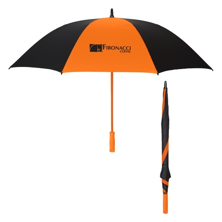 "Splash of Color Golf Umbrella - 60"""