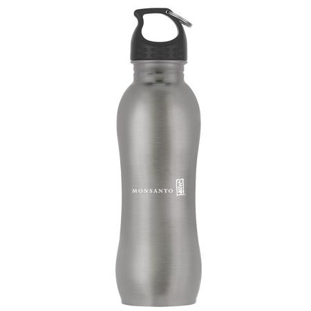 Stainless Steel Grip Bottle - 25 oz.