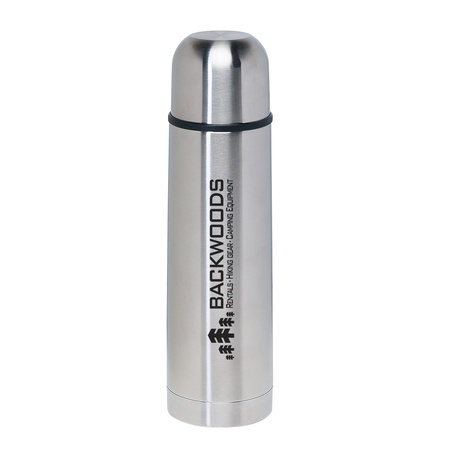 Stainless Steel Thermos - 16 oz.