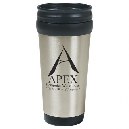 Stainless Steel Tumbler - 16 oz.