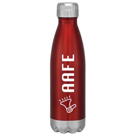 Stainless Steel Vacuum Bottle - 16 oz.