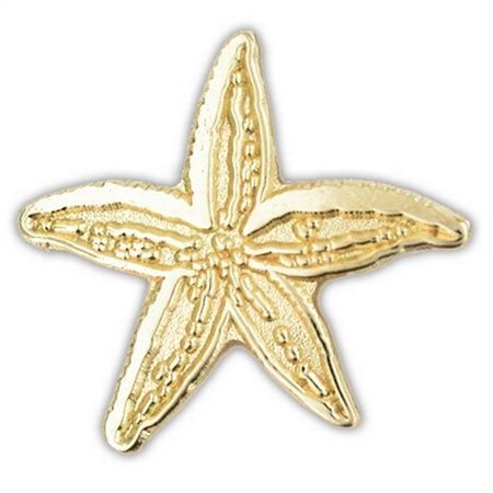 Starfish Lapel Pin