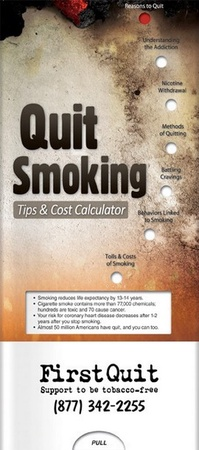 Stop Smoking Quitting Tips & Cost Calculator