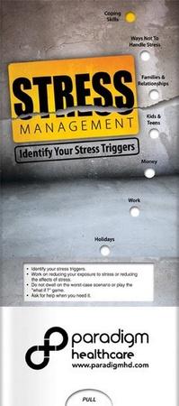Stress Management Slider
