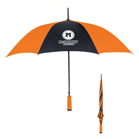 "Custom Striper 46"" Umbrellas"