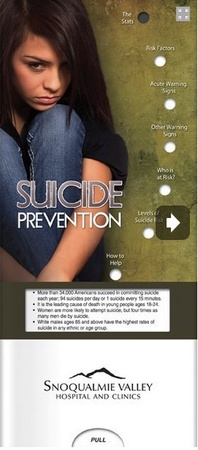Suicide Prevention Slider