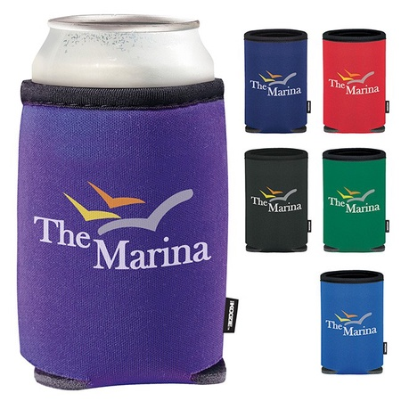Summit Custom Collapsible Koozie Can Kooler