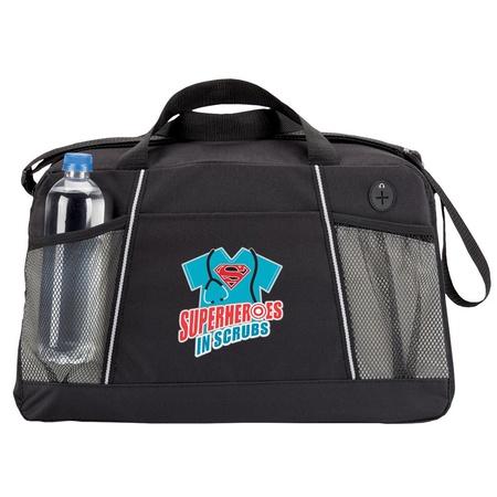Superheroes in Scrubs Duffel Bag Gifts