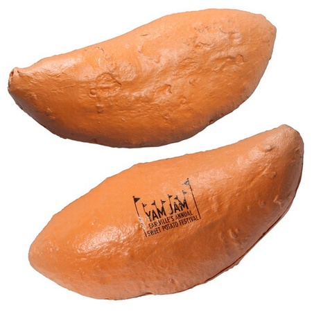 Sweet Potato Logo Stress Balls