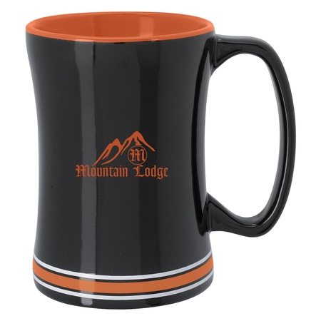 Tailgate 14 oz. Promotional Ceramic Mugs