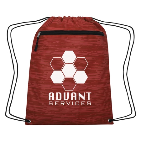Tempe Custom Drawstring Backpacks