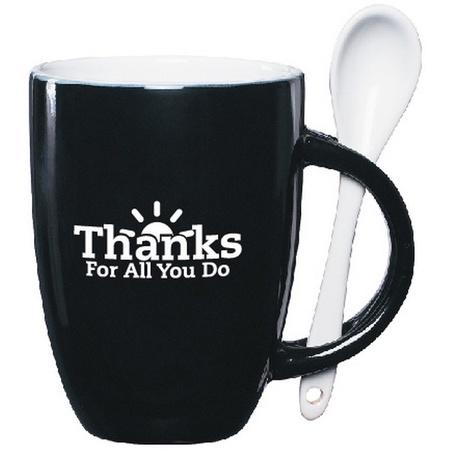 Thanks For All You Do Spooner Mug