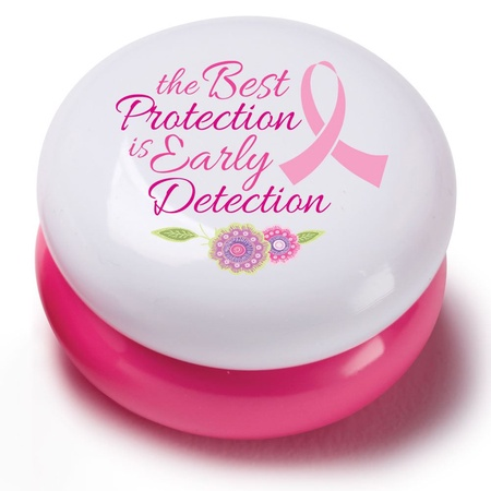 The Best Protection is Early Detection Lip Balm
