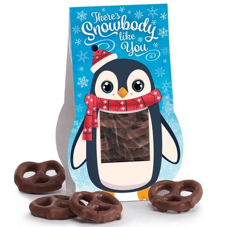 There's Snowbody Like You Chocolate-Covered Pretzels Gift