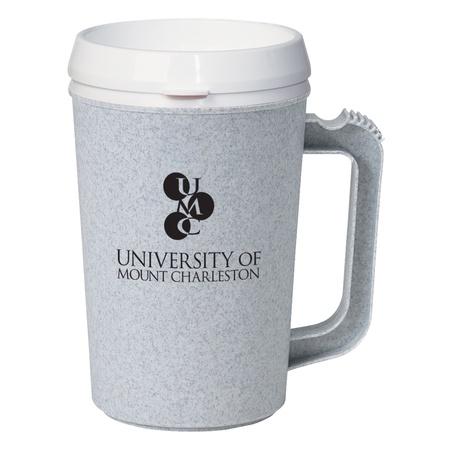 22 oz. Custom Thermo Insulated Mugs