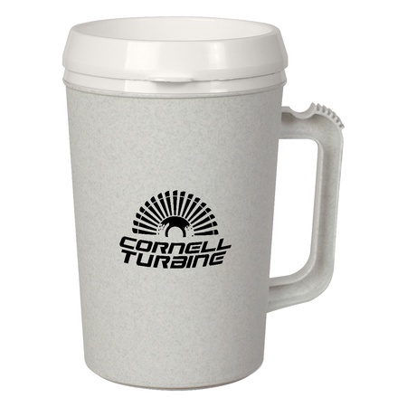 34 oz. Promotional Thermo Insulated Mugs