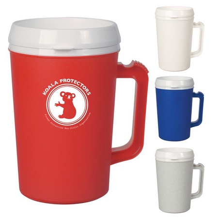 Thermo Insulated Mug - 34 oz.